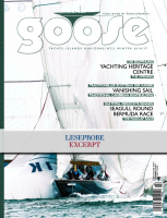 Goose – Yachts – Islands – Horizons – N°22 – Winter 2016 / 2017 Leseprobe Goose Magazin Winter 2016/2017